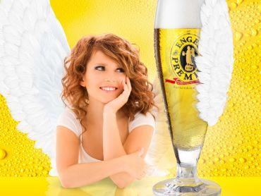 Produkt- und Verpackungsdesign für Engel