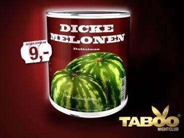 Imagekampagne für Taboo Nightclub