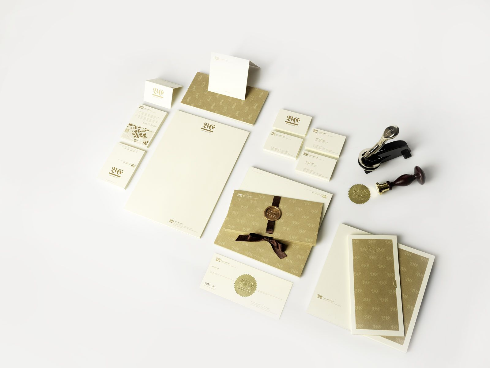 Edles Corporate Design für das Bullinger Eck