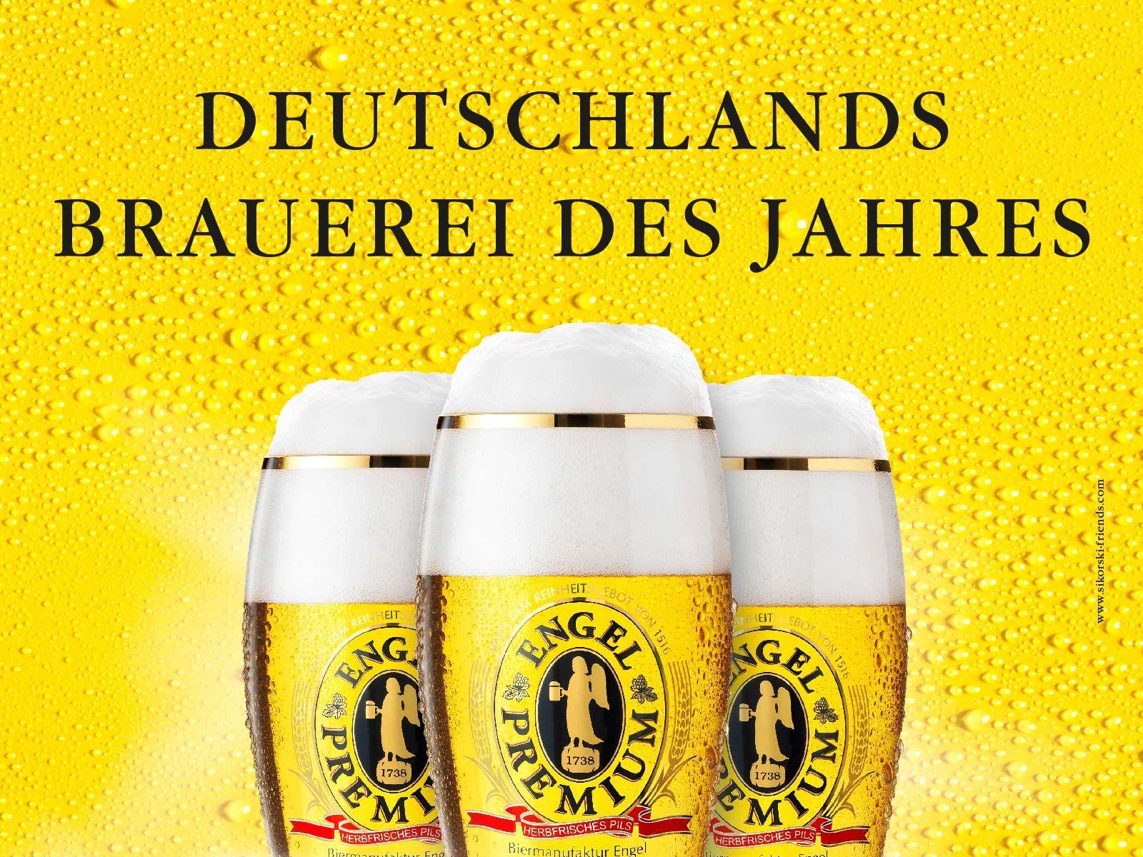Deutschlands Brauerei des Jahres