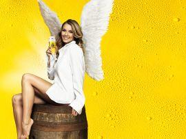 Der neue Engel ist gelandet