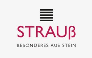 Strauß Natursteine Logo